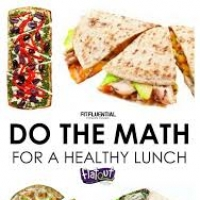 Top 7 tips for lunch ideas- calories to lose weight